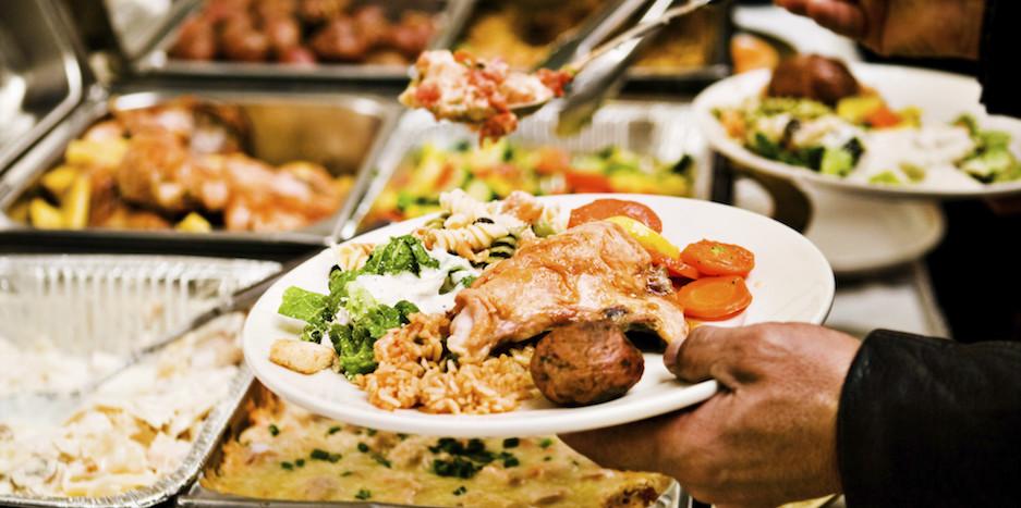Wirtshaus Mittagsbuffet