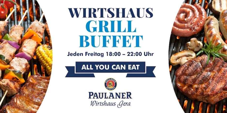 Wirtshaus-Grillbuffet
