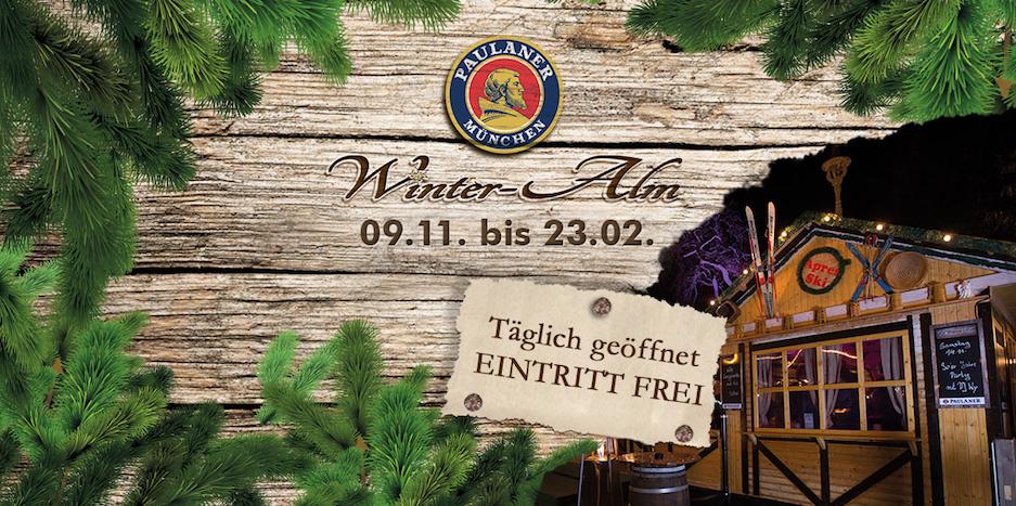 Winter-Alm Gera